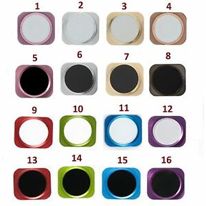 Replacement-Aluminium-Metal-Home-Button-Menu-Button-5S-Style-For-iPhone-5