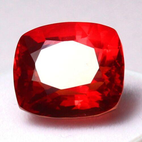 Natural 18.00 Ct Certified Ceylon Padparadscha Sapphire Unheated Gemstones