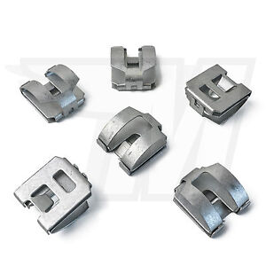 15-x-fissaggio-gancio-paraurti-supporto-per-Mercedes-Benz-A1249889078