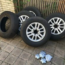 Toyota rims and tyres Kambah Tuggeranong Preview
