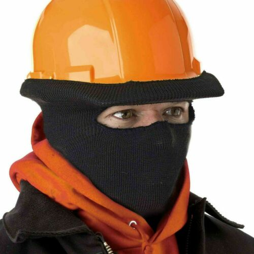JACKSON SAFETY AA-9 WINDGARD THERMAL FULL FACE WIND GUARD WINTER LINER HARD HAT