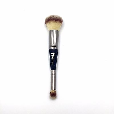 It Cosmetics Heavenly Luxe Dual Airbrush Foundation Concealer Brush #7 new
