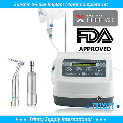 Dental Implant Brushless Surgical Micromotor X Cube  Fda App  Advantageous Price