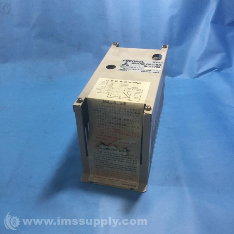 Mitsubishi Electric Corp BU-3700 Brake Option USIP