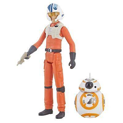 Star Wars Star Wars: Resistance Poe Dameron and BB-8 Figure 2-Pack