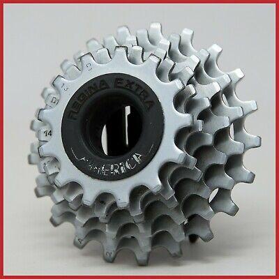 13-18. 100% Quality 80s Nos Vintage Regina Extra Six Speed Freewheel Italy