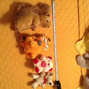 #3 Vintage Stuffed doll Squirrel Garfield Mouse  Over 56 years old Cleveland Redland Area Preview