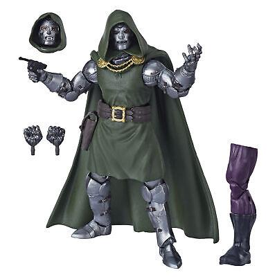 Hasbro Marvel Legends Series Fantastic Four 6-inch Action Figure Doctor Doom Toy