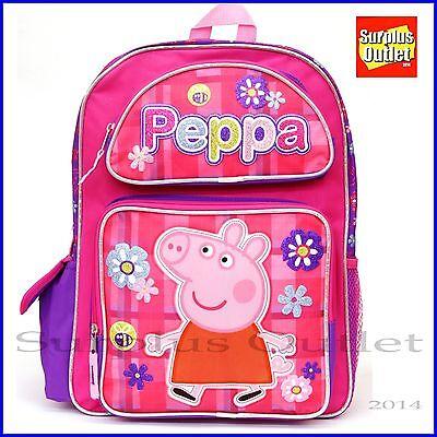 Peppa Pig Book Bag (Peppa Pig 16