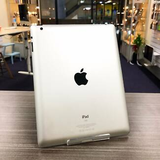As new iPad 3 white 32G WiFi with charger WARRANTY TAX INVOICE.