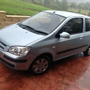 Hyundai Getz 2005 3 door automatic dropped price to sell Kurmond Hawkesbury Area Preview