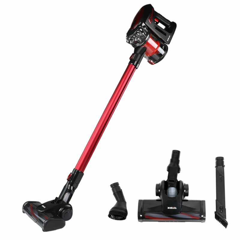 X-BULL Cordless Vacuum Cleaner Wireless Handheld 2-in-1 9000pa Lightweight V7 .