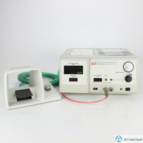 HEART TECHNOLOGY RC5000 ROTATIONAL ANGIOPLASTY SYSTEM FOOT PEDAL