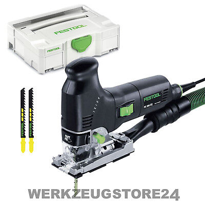 Festool Pendelstichsäge PS 300 EQ-Plus TRION in Systainer SYS 1 TL - 561445