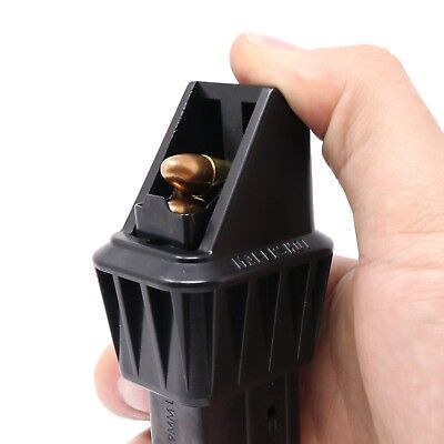 - MAKERSHOT Speedloader for Ruger Security 9 9mm, Pistol Magazine Speed Loader