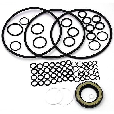 Pc200-8 Hydraulic Pump Seal Kit For Komatsu Excavator Oil Seal