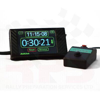 Basic Roamer RaliClock Kit - Co-Driver / Navigator Digital Display Rally Clock
