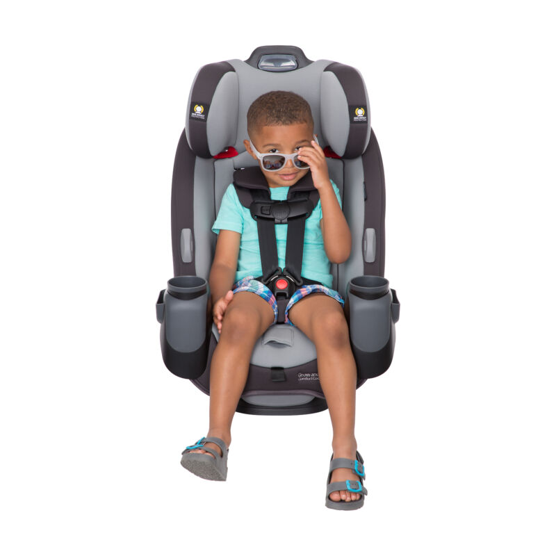 Safety 1ˢᵗ Grow and Go Comfort Cool All-in-One Convertible Car Seat