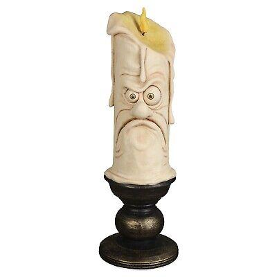 Bethany Lowe Halloween Grumpy Candle DE9373 By David H. Everett