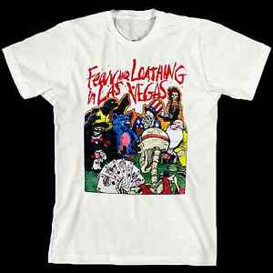 Grateful Dead T- Shirt ... Las Vegas 1992... Fear and Loathing ... Silver Bowl