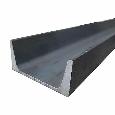 Steel Standard C Channel 3 X 1.41 X 72 Inches