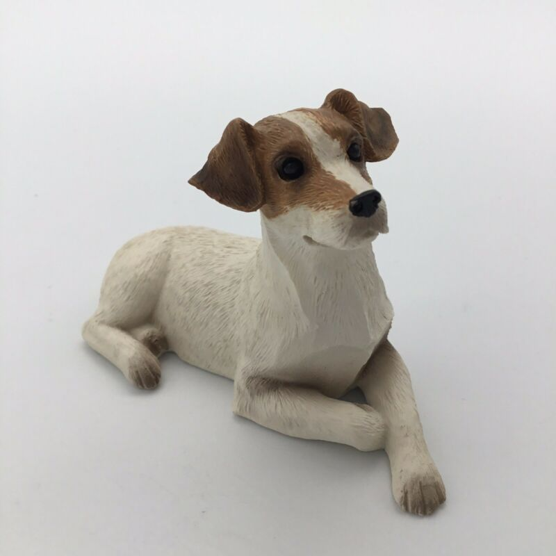Sandicast Jack Russell Terrier Figure, Smooth