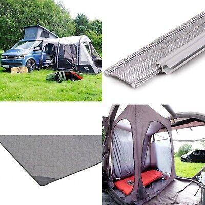 Vango Kela V Airbeam Awning Bundle - Footprint, Carpet, Bedroom, Driveaway Kit