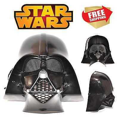 NEW Star Wars Darth Vader Full Face Mask Adult Child Costume Cosplay # 3446 2016