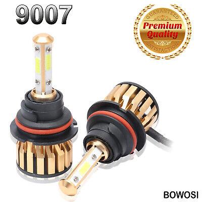 Car Parts LED 9007/HB5 Headlight Bulbs 6500K 120000LM Waterproof Conversion - 2005 Dodge Neon Sxt Parts