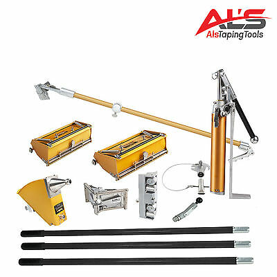 Tapetech Drywall Taping Tools Finishing Set With 7 10 Boxes