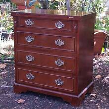 Writing Fold Over Chest of Drawers Martin Gosnells Area Preview