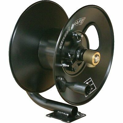 Reelcraft Pressure Washer Hose Reel- 5000 Psi 38in X 50ft. Capacity Ct6050hn