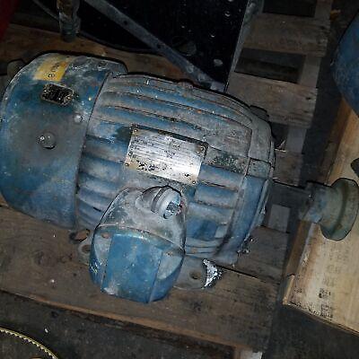 Emerson 10hp 215t 3 Phase Motor 5841v07v170r092f