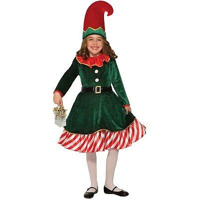 Santa's Lil' Elf - Child Elf Costume - Christmas Santas Lil Elf