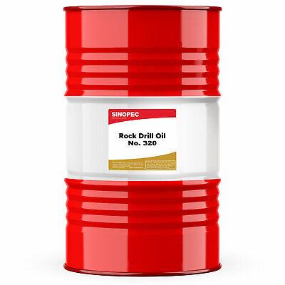 Rock Drill Oil Iso 320 - 55 Gallon Drum
