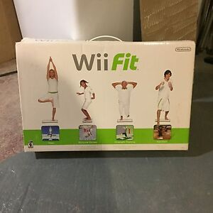 Wii fit in the box London Ontario image 2