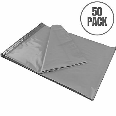 50 Pack 19×24″ Poly Mailers Shipping Envelopes Self Sealing Bags Durable Bags Business & Industrial