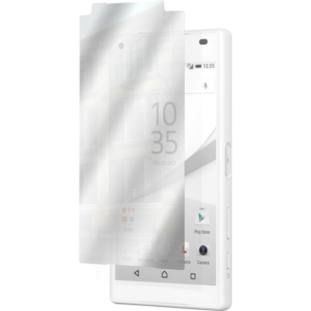 2 x Sony Xperia Z5 Compact Protection Film Mirror