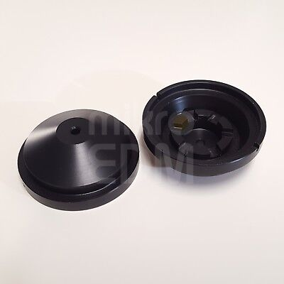 Mitsubishi Wire Edm Water Nozzle Flush Cup 4 Mm Upper X085c155h01 For Mv Series