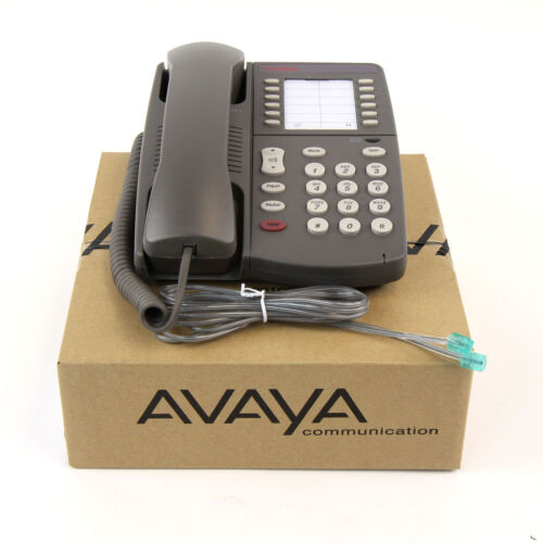Avaya 6221 Single Line Phone (700287758) - New Bulk