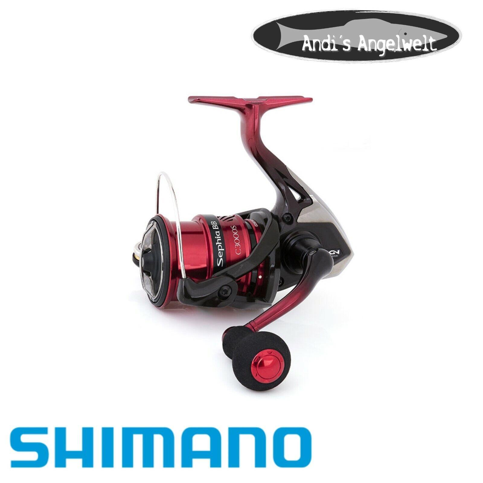 Shimano FX Angelrolle 1000FC 2000FC 2500FC 2500HG FC C3000FC 4000FC NEU 2020 !
