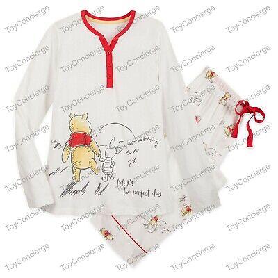 DISNEY Store PAJAMA SET for WOMEN - WINNIE THE POOH & PIGLET PJ Pick Size NWT](Piglet Pajamas)