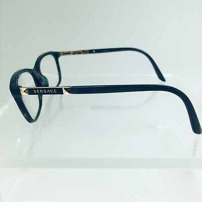 Versace Eyeglasses Eye Glasses Frames Mod 3186 5076 54-16-140 Green Tortoise