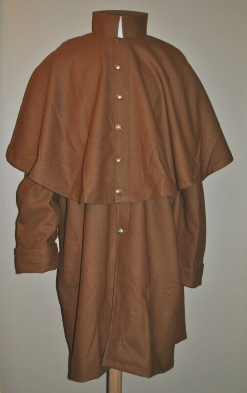 Great Coat - Butternut - Sizes 32-50 - Civil War - L@@K