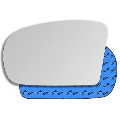 Links Fahrerseite Spiegelglas Außenspiegel für Mercedes C-Klasse W203 2000-2007