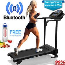XM-PRO II Elite™ Bluetooth Treadmill - Incline Electric Folding Running Machine