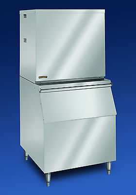 Kold Draft Gt561ac Commercial Ice Maker With Ice Bin Brand New