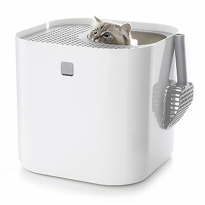 Modkat Litter Box - White