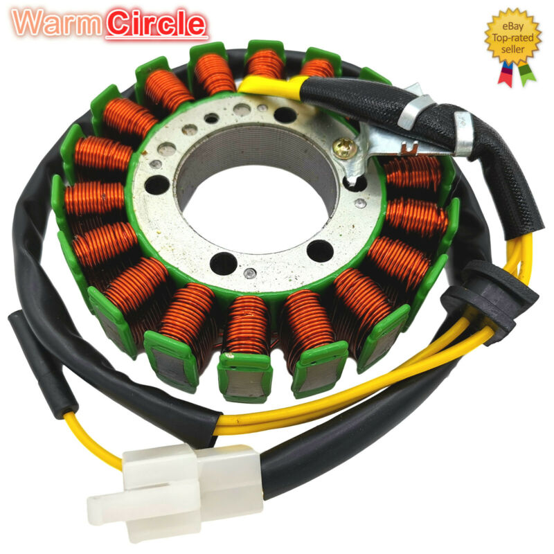 Cn250 Ch250 18-coil Stator W//pick Up Coil for Cf250 250cc Water Motor Scooter