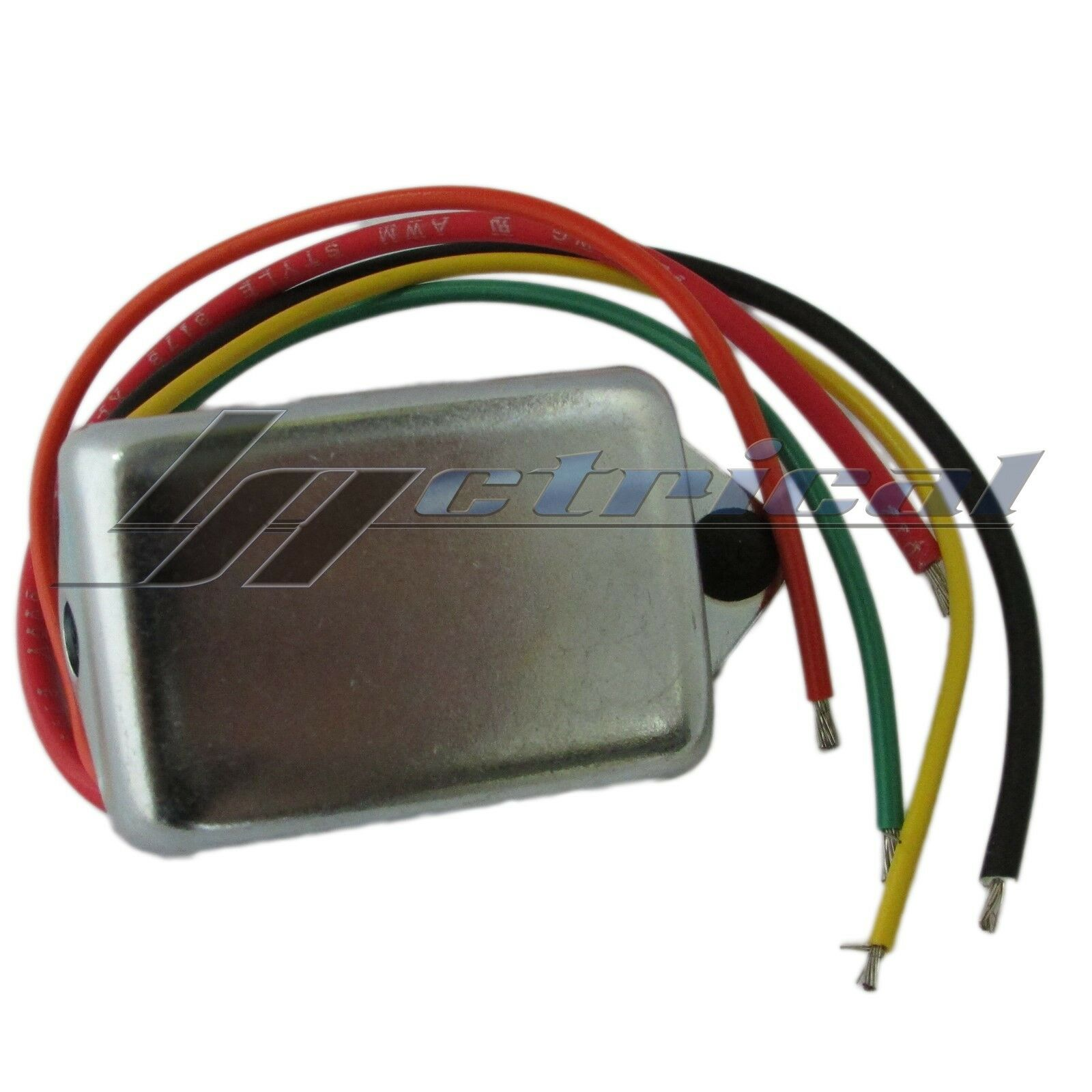 Voltage Regulator 12volt Bcircuit For Motorola Alternators
